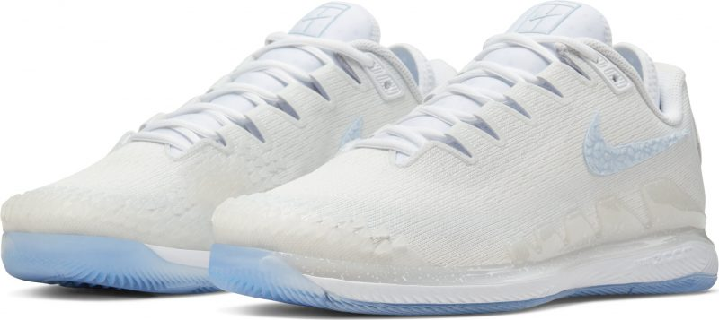 Nike Vapor X Knit Arctic Wolf Tennis Shoes