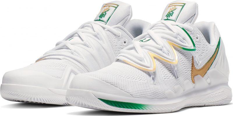 Nike Vapor X Kyrie V Celtics Tennis Shoes