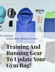 Training and Running Gear to Update Your Gym Bag