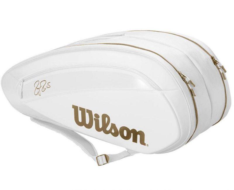 Wilson Federer DNA 12 Pack Wimbledon Tennis Bag
