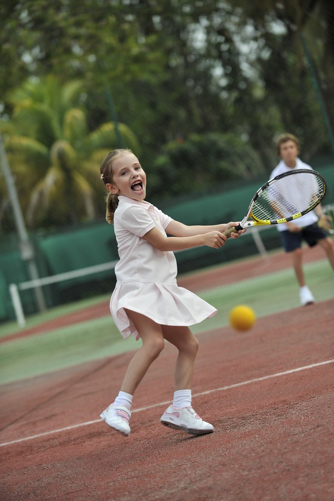 How to Get your Kids Excited about Tennis (or Any Other Sport)