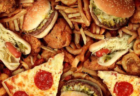 Junk food image