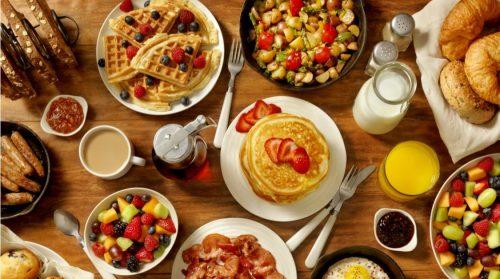 Pancake and Waffle Breakfast