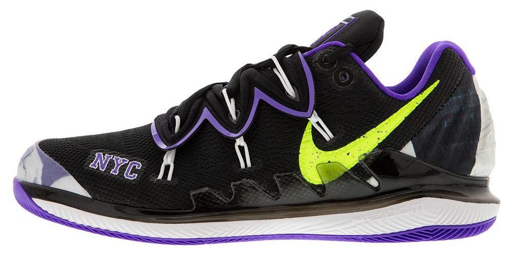 Nike Vapor X Kyrie V Lateral Side