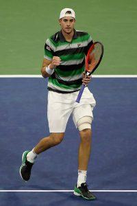 John Isner Day 5 at the 2018 US Open