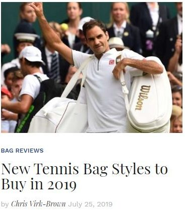 New Bags Styles to Buy in 2019 Blog Thumbnail