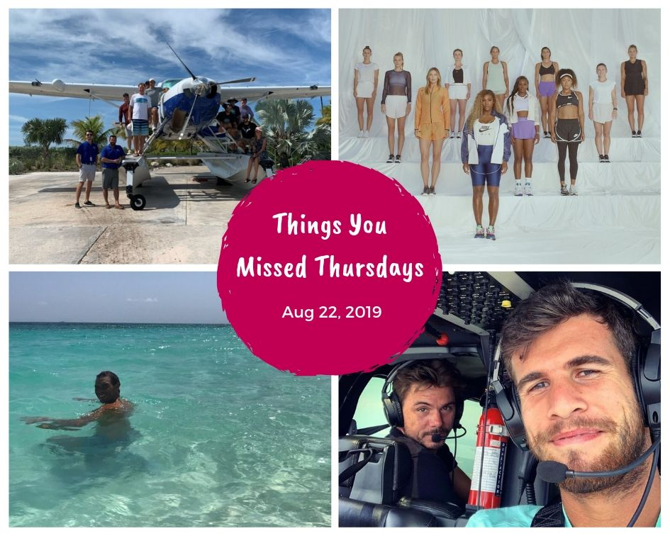Things You Missed Thursdays – Aug 22