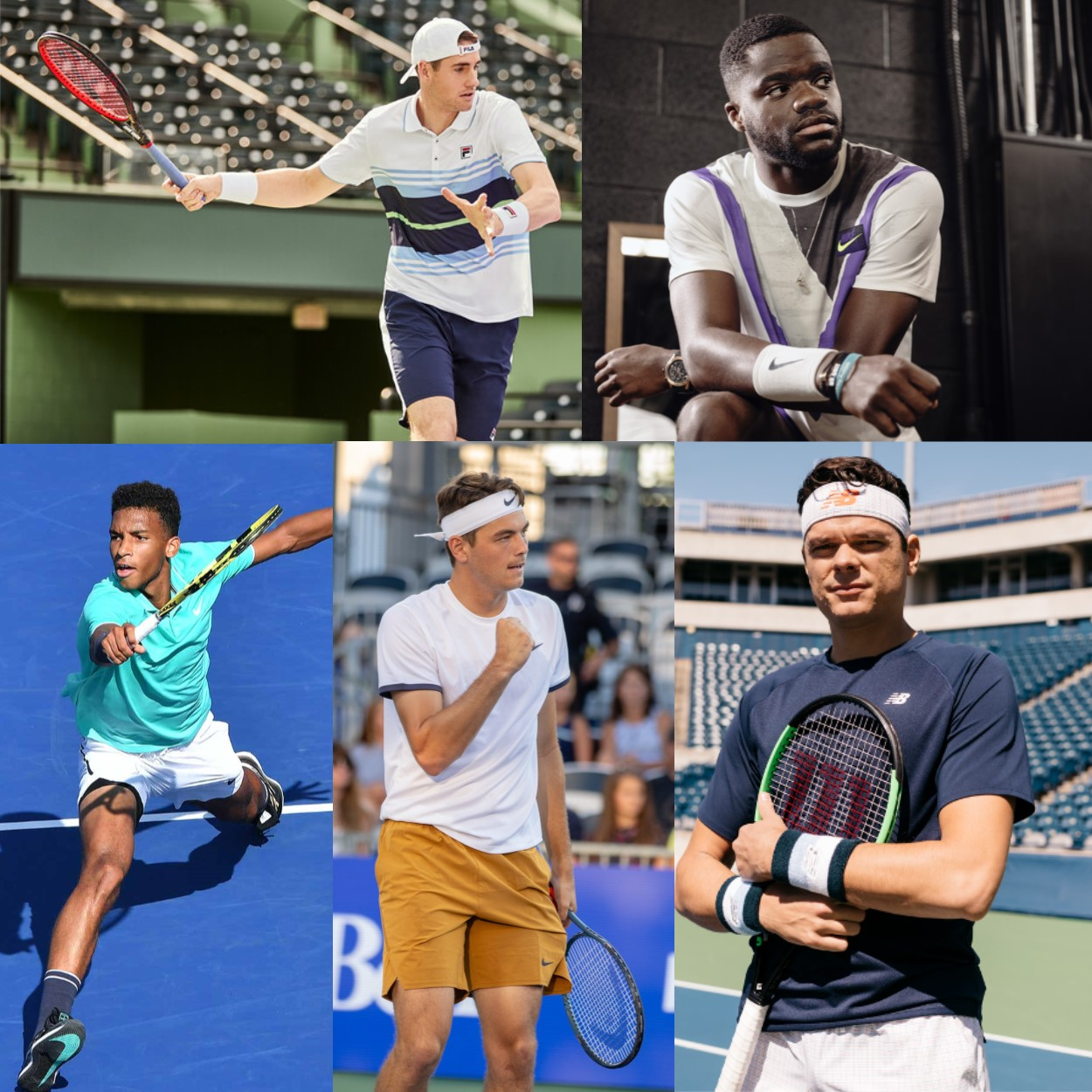Top 8 North American Men to Watch at the 2019 US Open