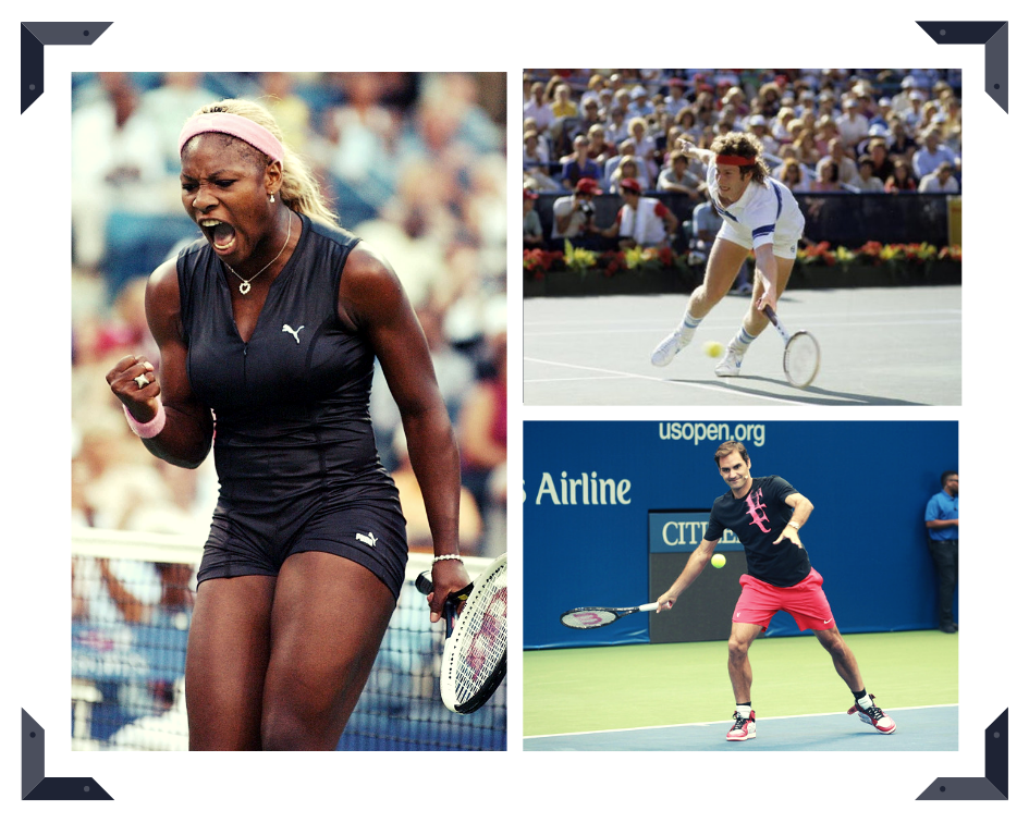 Most Iconic Looks in US Open History