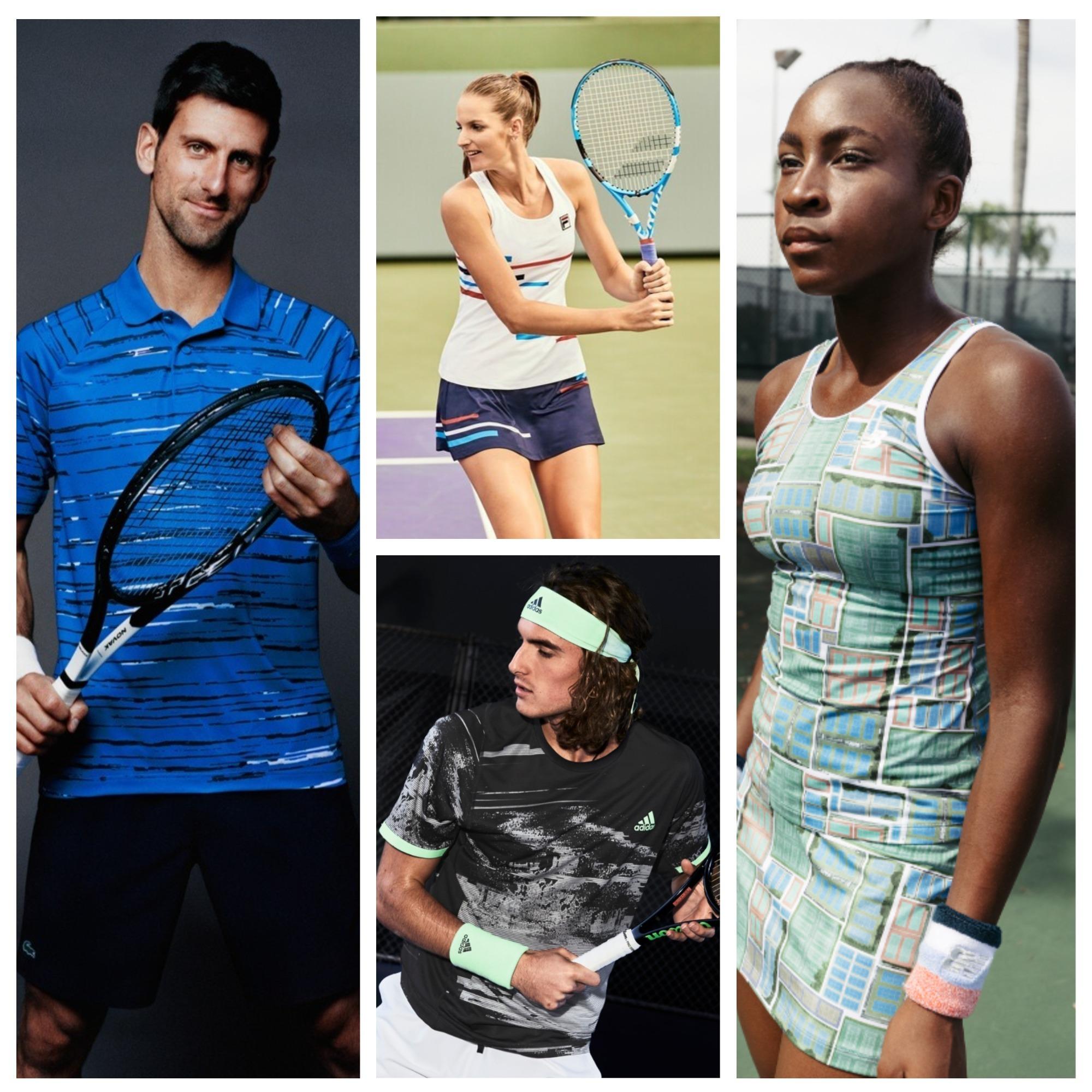 with Navy T-Shirt Top and... Street Tennis Club Girls Tennis 2/' Piece Set