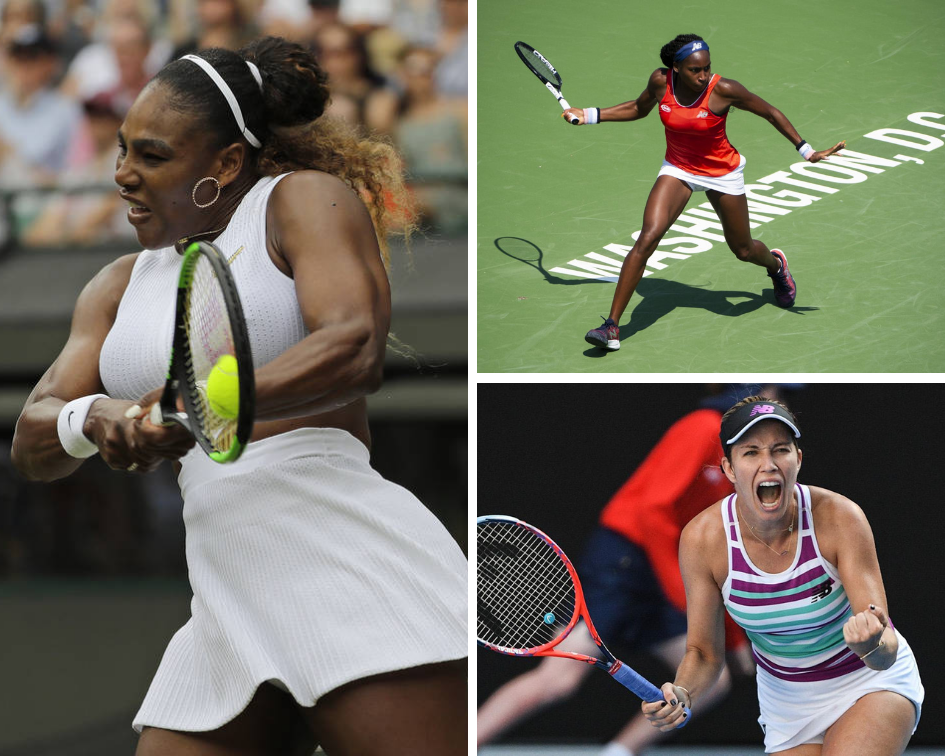 US Open: Top 10 American Women to Watch