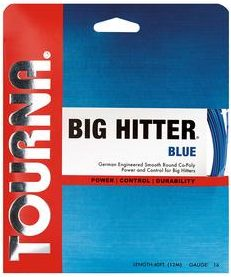 Tourna Big Hitter Blue