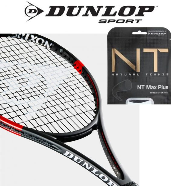 String Review of the Week: Dunlop NT Max Plus