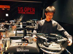 Official US Open Stringer