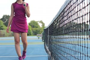 Bolle A Cut Above Tennis outfit
