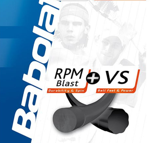 Babolat RPM Blast + VS Gut