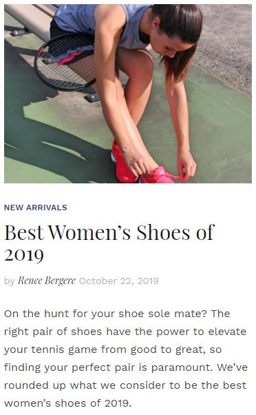 Best Women's Shoes of 2019