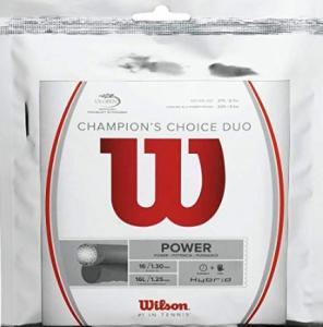 Wilson Champions Choice