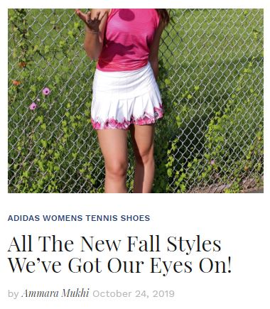 All the New Fall Styles Blog Thumbnail