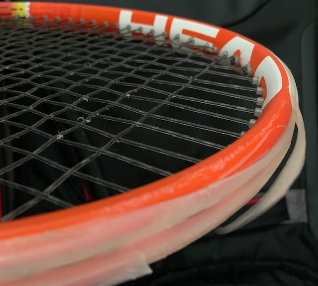 The Importance of Grommets and Head Guards on Tennis Racquets