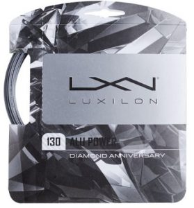Luxilon ALU Power Diamond Anniversary 1.30 Tennis String