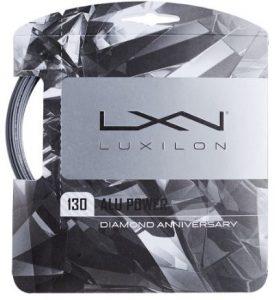 Luxilon ALU Power Diamond Anniversary 1.30 Tennis String
