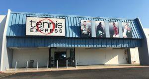 Tennis Express Storefront