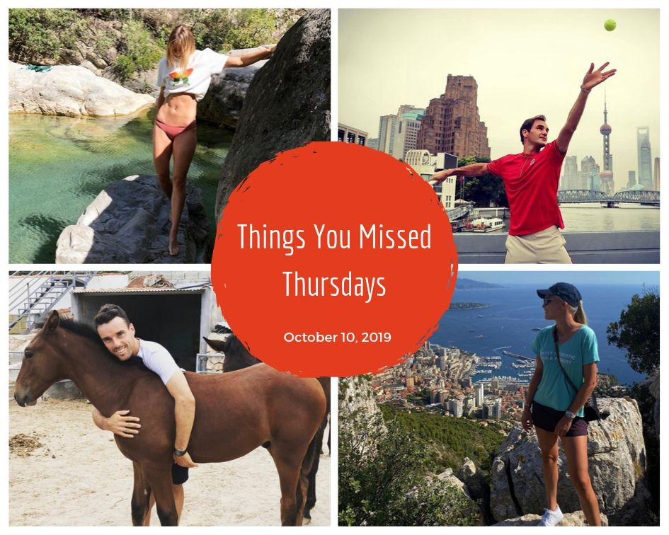 Things You Missed Thursdays – Oct 10
