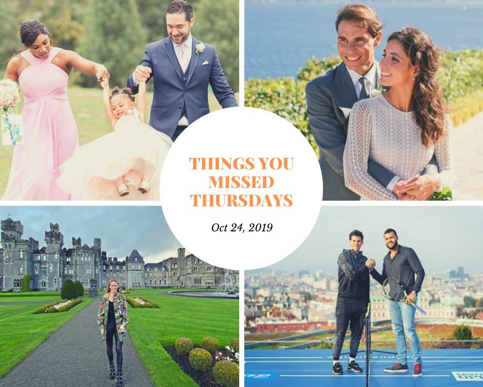 Things You Missed Thursdays – October 24