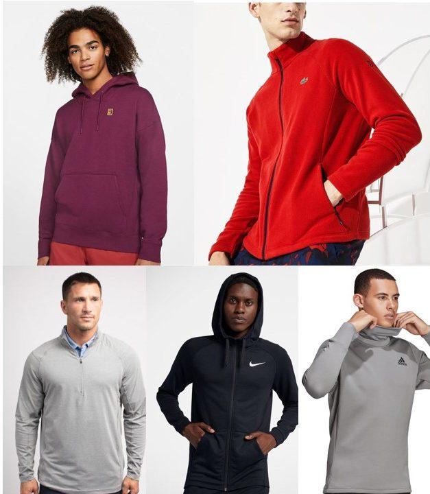 Top Men's Tennis Jackets Blog Thumbnail