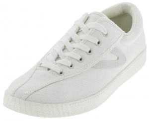 Tretorn Men's Nylite Plus Canvas White Tennis Shoes
