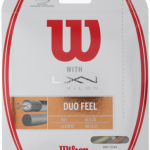 Wilson with Luxilon DUO Feel Hybrid Set