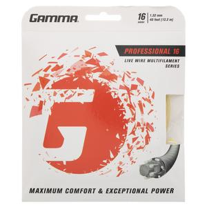 Gamma Live Wire Professional Tennis String