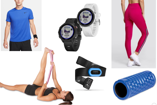 Holiday Gifts for Exercise Junkies