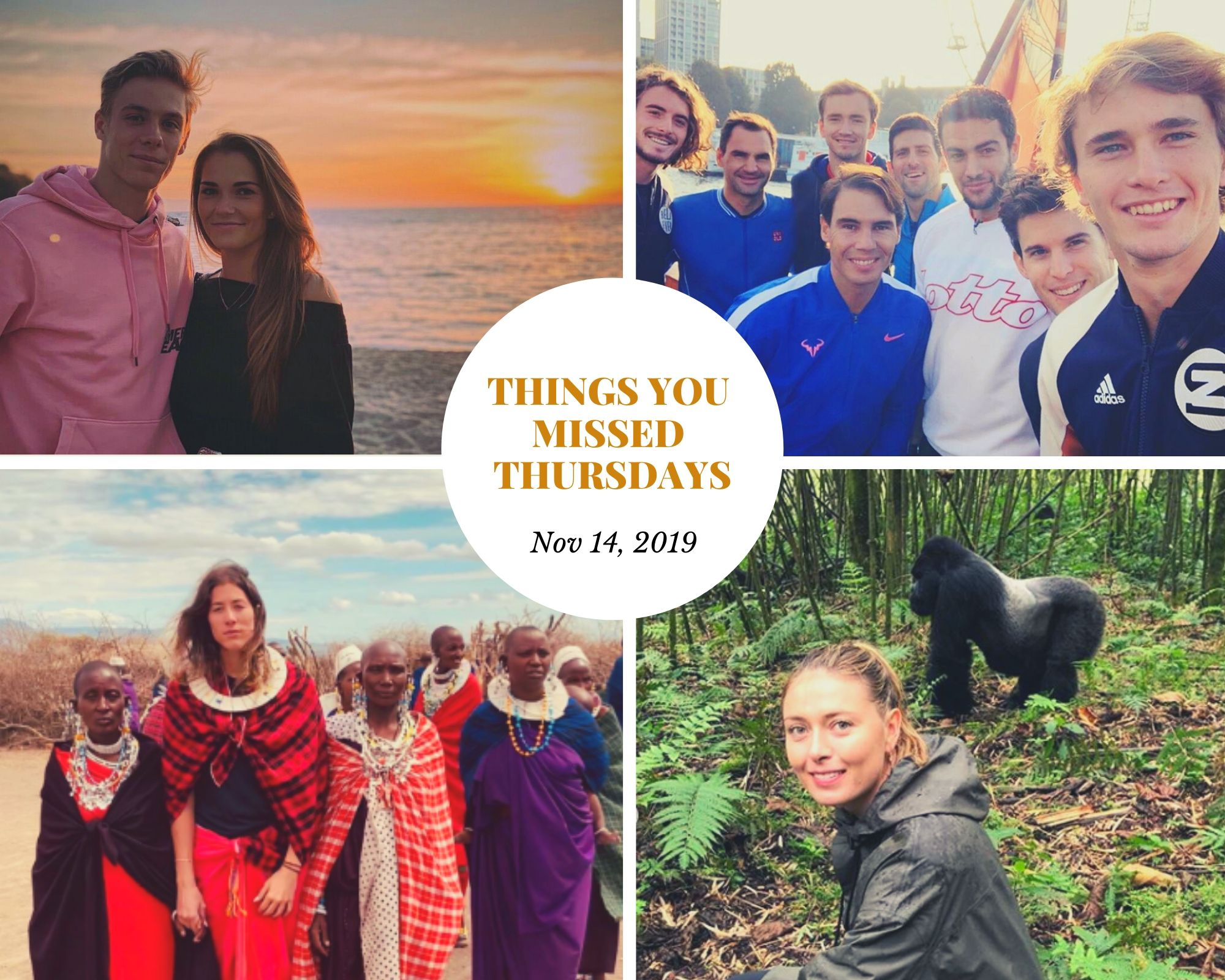 Things You Missed Thursdays – Nov 14