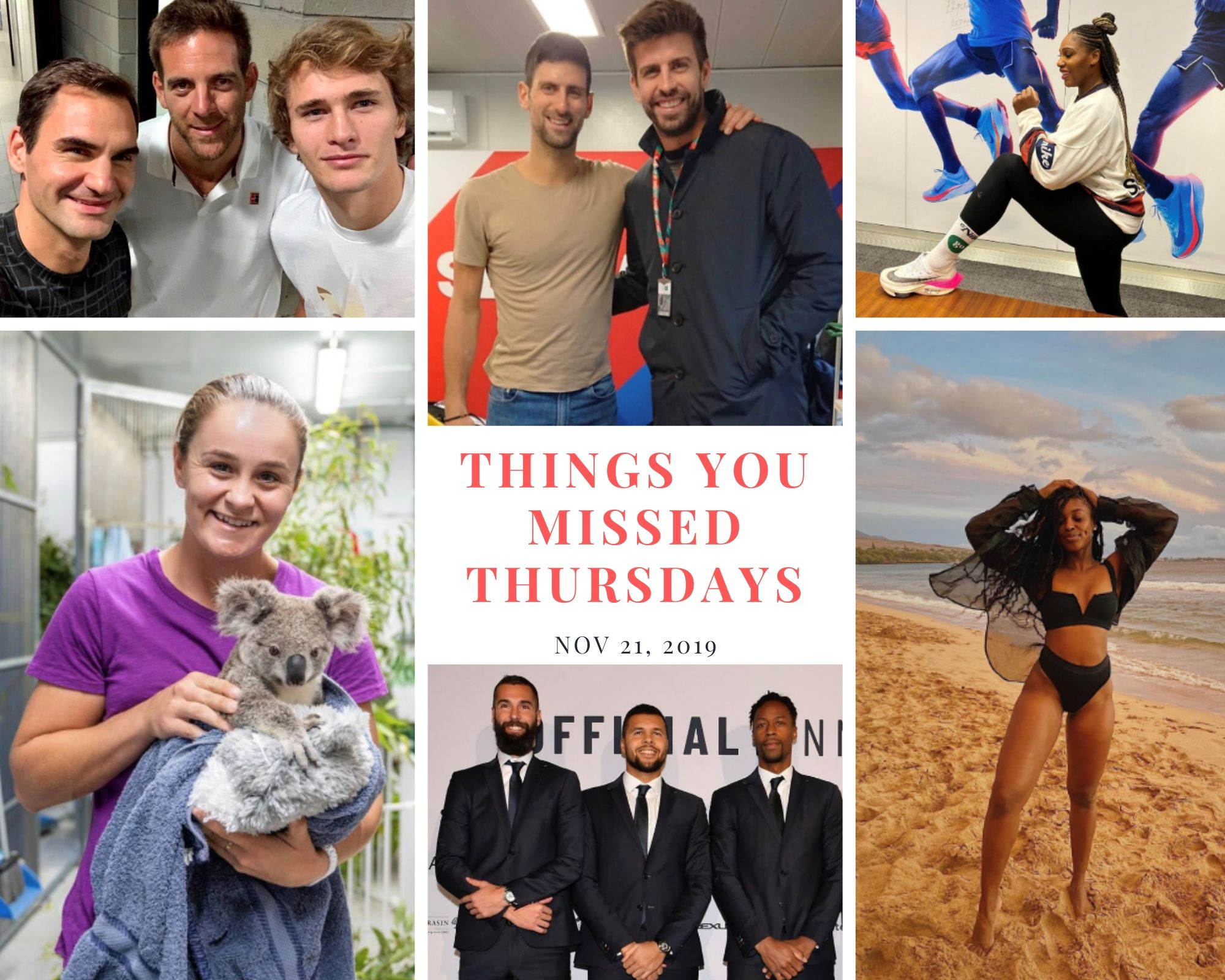 Things You Missed Thursdays – Nov 21
