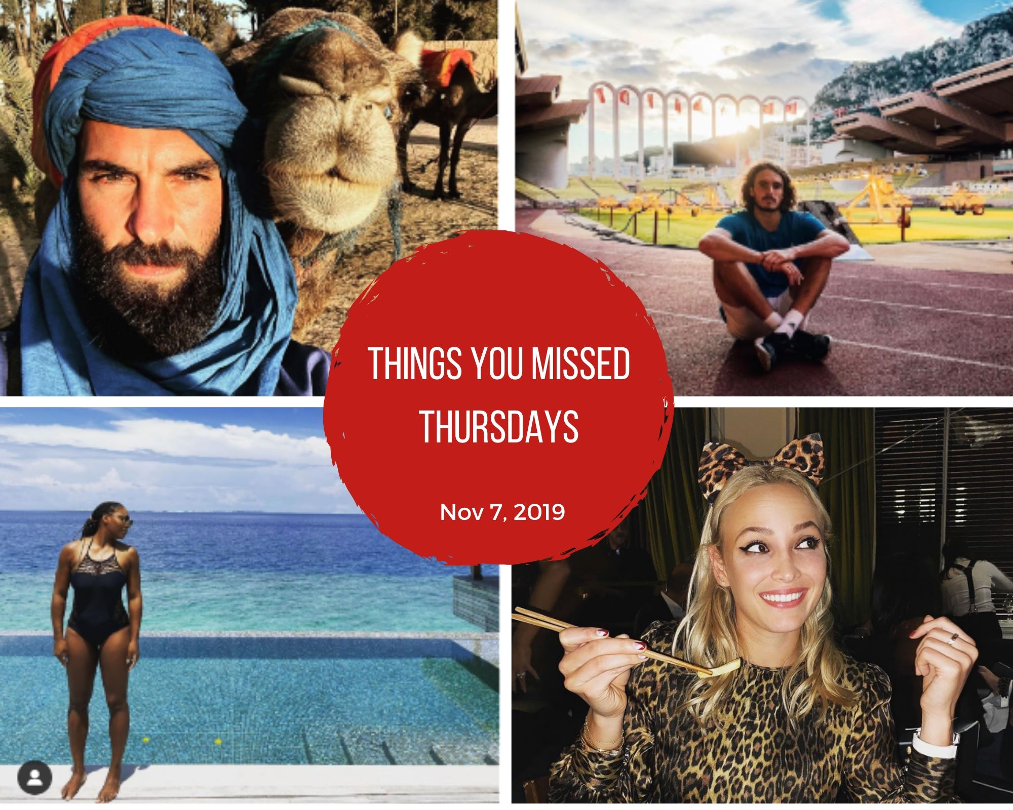 Things You Missed Thursdays – Nov 7