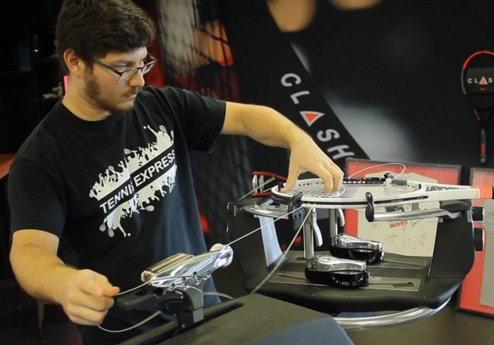 String and Tension Tips From Tennis Express Stringing Experts