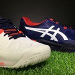ASICS GEL-Resolution 8 Tennis Shoes