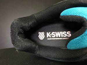 K-Swiss Hypercourt Express 2 Heel Grip Lining