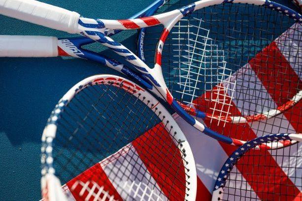 Babolat USA Flag Tennis Racquets