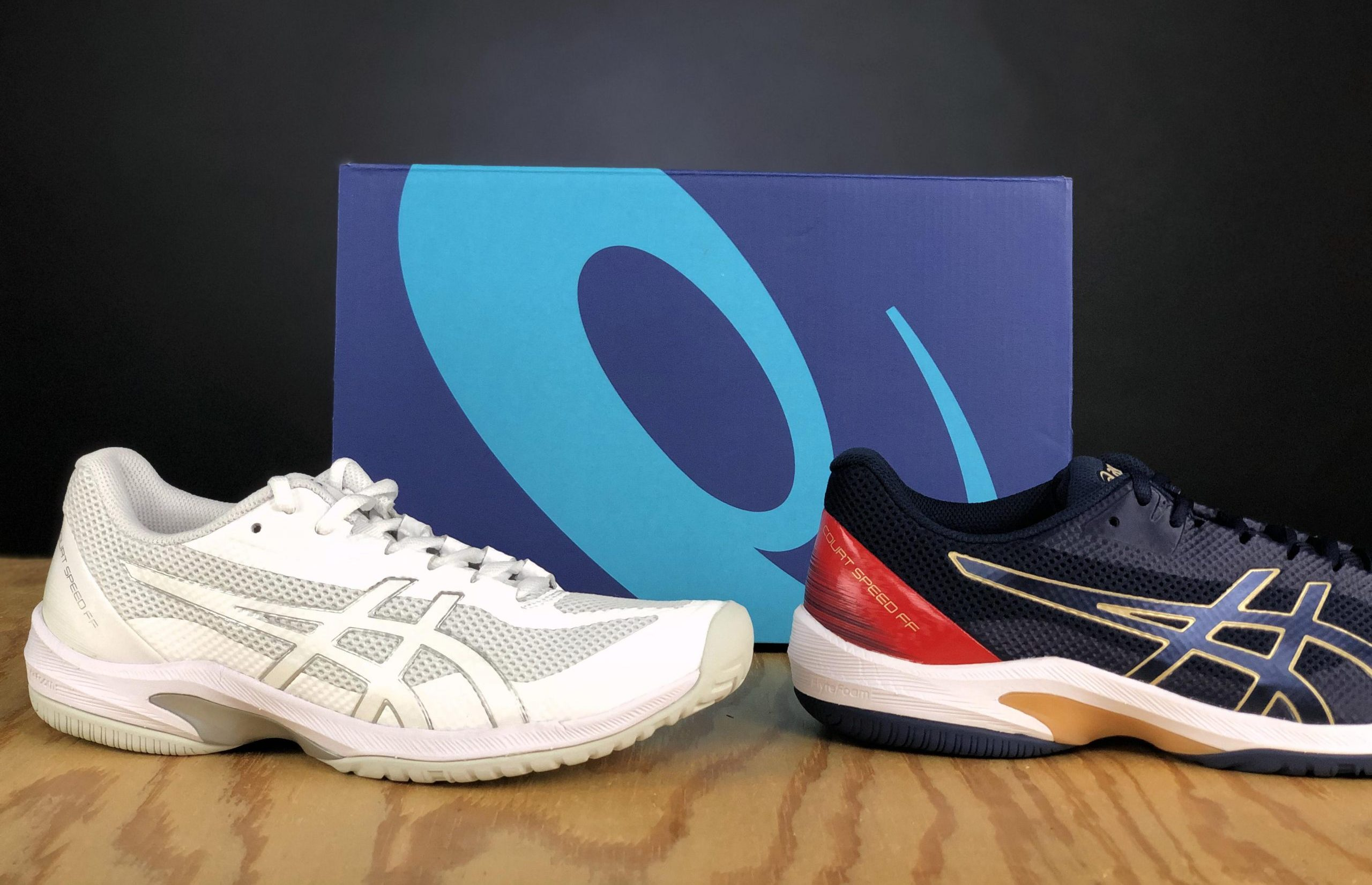 ASICS' Court Speed Line Gets FlyteFoam