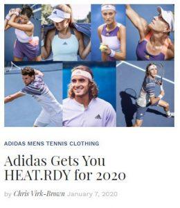 Adidas Heat.RDY Blog