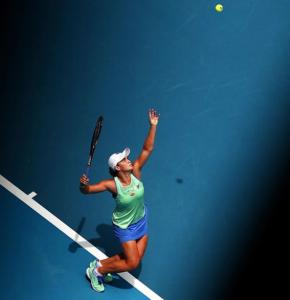Ash Barty Australian Open 2020
