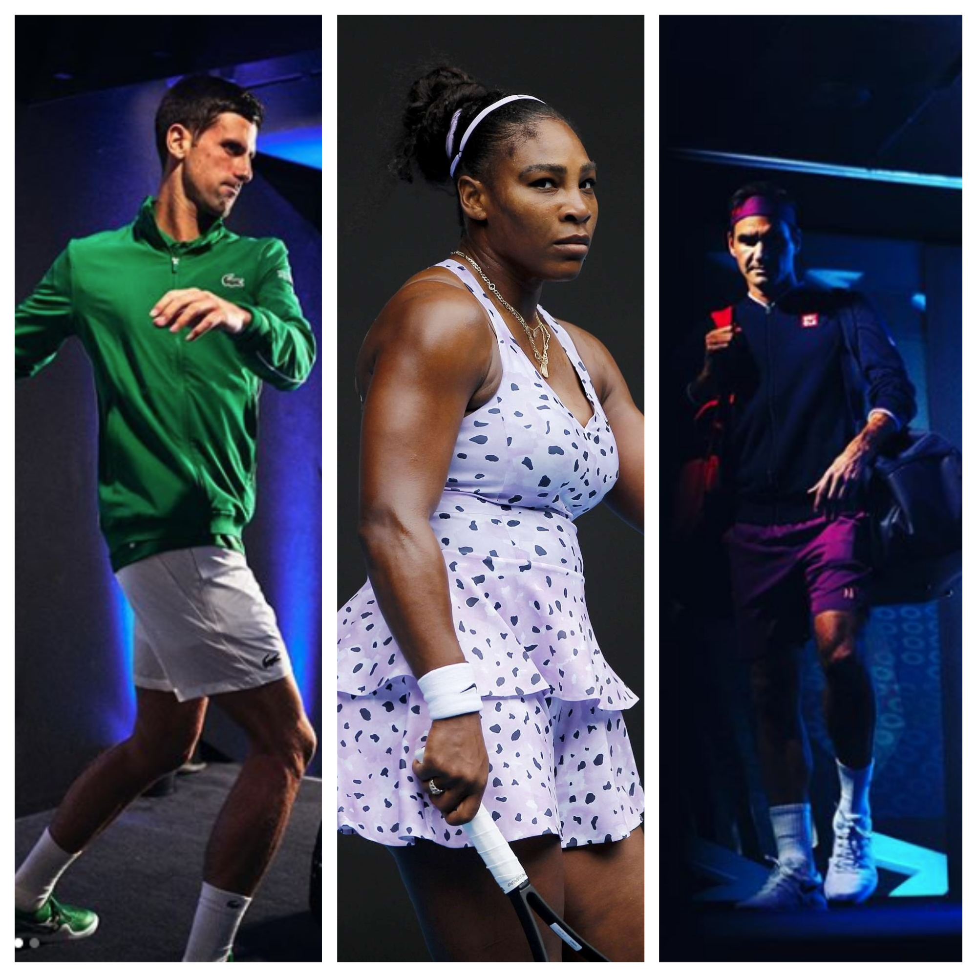 The Best Dressed Men and Women At The 2020 Australian Open!