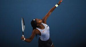 Coco Gauff Australian Open 2020
