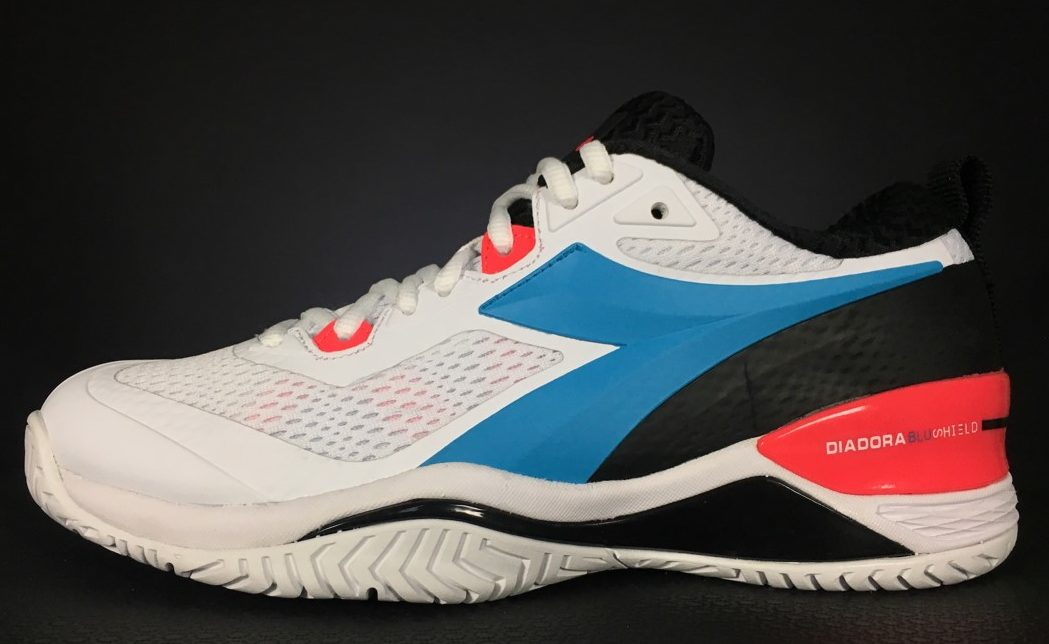 Diadora Speed Blushield 4 Lateral Side