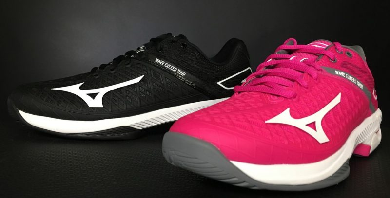 Mizuno Wave Exceed Tour 4 for Men and Women