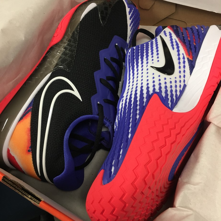 Nike Vapor Cage 4 Shoe Review