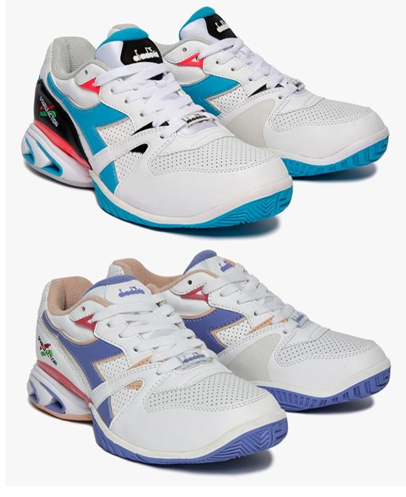 Diadora Mens and Womens S.Star K Duratech Tennis Shoe Review Blog